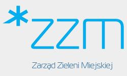 Logo ZARZĄD ZIELENI MIEJSKIEJ  W POZNANIU