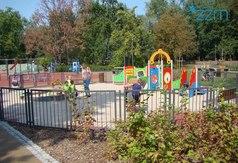 Zdjęcie parku A. Wodziczki (link otworzy duże zdjęcie)