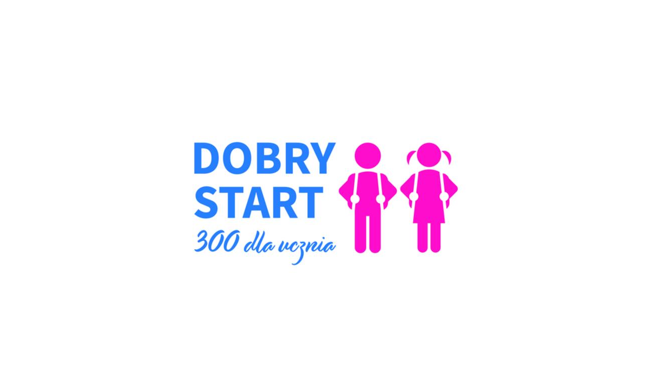 Logotyp Dobry start (link otworzy duże zdjęcie)