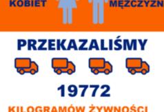 Efekty realizacji programu POPŻ Podprogram 2018 przez OSP Liśnik Duży