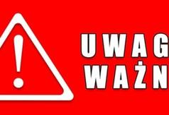 Uwaga - logotyp