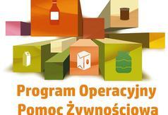 Logo Programu Operacyjnego Pomoc Żywnościowa 2014 - 2020